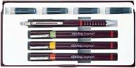 Изографи - Junior set - 0.25 / 0.35 / 0.50 mm - Комплект с автоматичен молив и патрончета туш