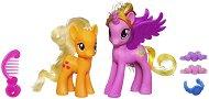 Princess Cadance & Applejac - творчески комплект