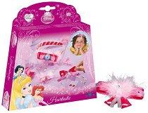 Декорирай сам - Аксесоари за коса с Принцесите на Дисни - кукла