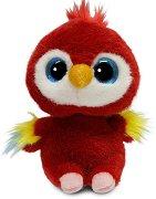 """Папагалът Лора - Плюшена играчка от серия """"YooHoo & Friends"""" - кутия за храна"""