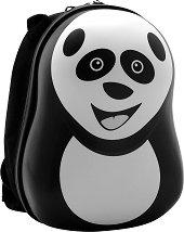 Детска раница - Панда - играчка