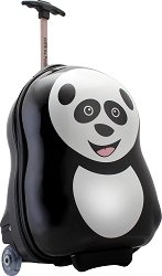 Детски куфар с колелца - Панда - продукт