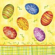 Салфетки - Великденски яйца - Пакет от 20 броя