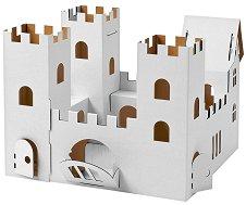 """Замък - Картонен модел от серията """"Level 3"""" - играчка"""