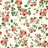 Салфетки за декупаж - Малки рози - Пакет от 20 броя