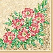 Салфетки за декупаж - Цветя