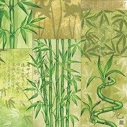 Салфетки - Бамбук - Пакет от 20 броя