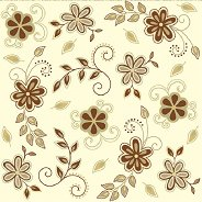 Салфетки - Цветя - Пакет от 20 броя