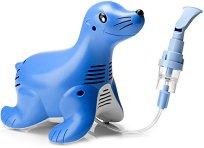 Детски компресорен инхалатор - Тюленчето Сами -