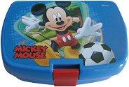 Кутия за храна - Мики Маус - детски аксесоар