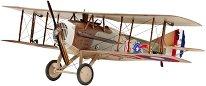 Военен самолет - Spad XIII (късна версия) - Сглобяем авиомодел - макет