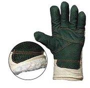 Универсални зимни кожени ръкавици