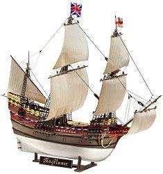 Галеон - Mayflower - Сглобяем модел - макет