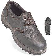 Предпазни кожени обувки - Agate Low