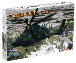Военен хеликоптер - Eurocopter Tiger UHT - Сглобяем авиомодел -