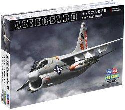 Военен самолет - A-7E Corsair II - Сглобяем авиомодел - макет