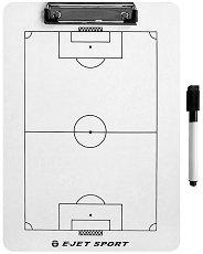 Треньорска дъска за футбол - детски аксесоар