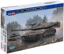 Израелски танк - Merkava Mk IV - Сглобяем модел - макет