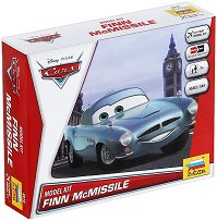 """Фин Макмисъл - Сглобяем модел за деца от серията """"Колите"""" - макет"""