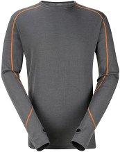 Мъжка термо-блуза - Merino Contrast