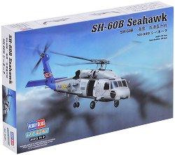 Военен хеликоптер - SH-60B Seahawk - Сглобяем авиомодел -