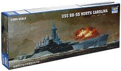 Военен кораб - USS North Carolina BB-55 -