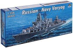 """Руски крайцер - """"Varyag"""" - Сглобяем модел - макет"""