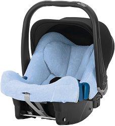 Лятна калъфка - Аксесоар за бебешко кошче за кола -