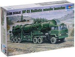 Мобилна балистична установка - DF-21 -