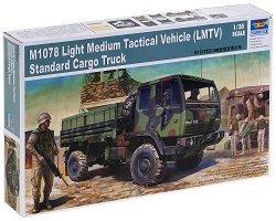 Лекотоварен военен камион - M1078 (LMTV) -