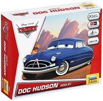 """Док Хъдсън - Сглобяем модел за деца от серията """"Колите"""" -"""
