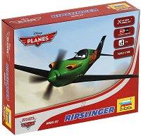 """Рипслингър - Сглобяем модел за деца от серията """"Самолети"""" -"""