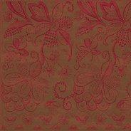 Салфетки за декупаж - Винтидж цветя