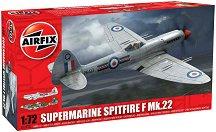 Военен самолет - Supermarine Spitfire F Mk.22 - Сглобяем авиомодел -