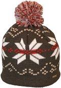Дамска зимна плетена шапка - Grace