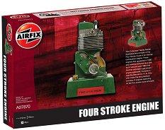 Четиритактов двигател - Сглобяем модел -