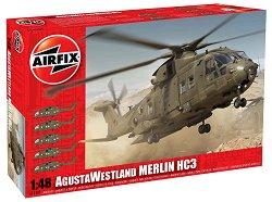 Военен хеликоптер - AgustaWestland Merlin HC3 -