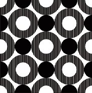 Салфетки - Черни кръгове