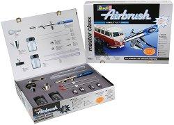 Аерограф - Master class - Комплект за напреднали - макет