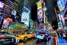 Таймс Скуеър, Ню Йорк - пъзел