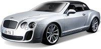 "Метална количка - Bentley Continental Supersports Convertible - Играчка от серията ""Diamond Collezione"" -"