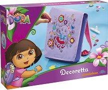 Декорирай сама - Малка чанта с Дора Изследователката - играчка