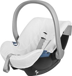 "Лятна калъфка - Аксесоар за бебешко кошче за кола ""Aton"" - столче за кола"