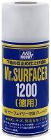 Спрей-кит за пластмасови модели и макети - Mr. Surfacer - Флакон от 100 и 170 ml -