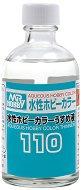 Разредител за акрилни бои на водна основа - Mr. Hobby Color Thinner - макет
