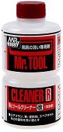 Разтвор за почистване на четки и аерографи - Mr. Tool Cleaner R - релса