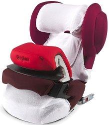 """Лятна калъфка - Аксесоар за детско столче за кола """"Juno Fix"""" - продукт"""