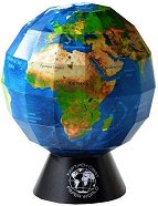 Хартиен свят: Планетата Земя - Модел за сглобяване - хартиен модел