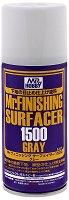 Грунд-кит за пластмасови модели и макети - Mr. Finishing Surfacer 1500 - Флакон от 170 ml - макет