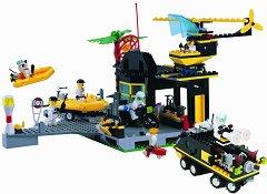 Конструктор - Спасителен център - играчка